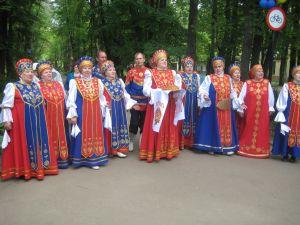 В Старой Руссе (Новгородская область) состоялось торжественное открытие курортного сезона
