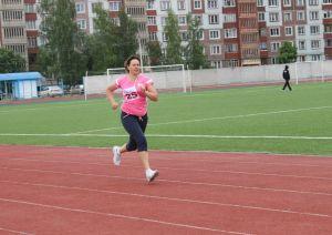 В Великом Новгороде прошла спартакиада по легкой атлетике среди профсоюзов