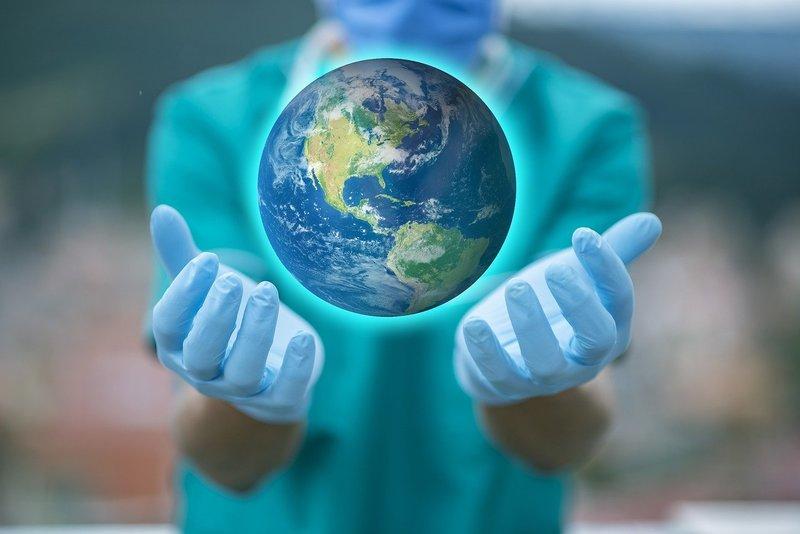 Главные новости о коронавирусе 31 октября: в США за сутки выявили более 100 тысяч случаев COVID-19