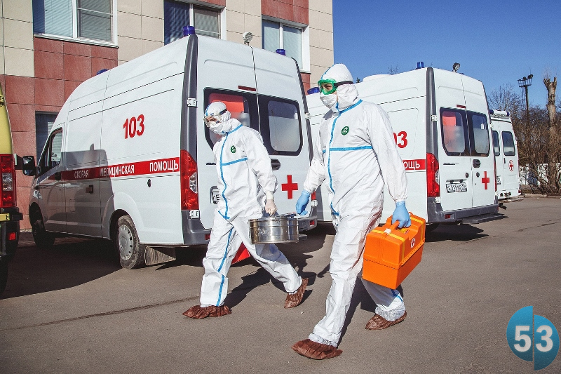 В Новгородской области за сутки заразились коронавирусом 89 человек