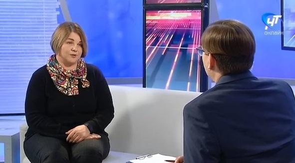 Резеда Ломовцева рассказала о работе ЛОР-отделения детской областной больницы