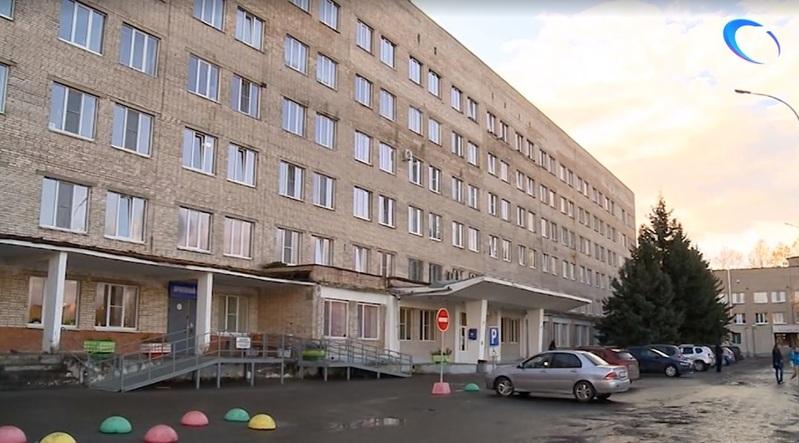 В Новгородской детской областной больнице ЛОР-отделение переместилось в хирургию