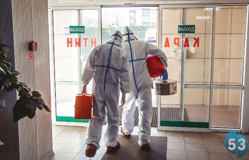 На утро 18 октября коронавирус подтвердили ещё у 70 жителей Новгородской области