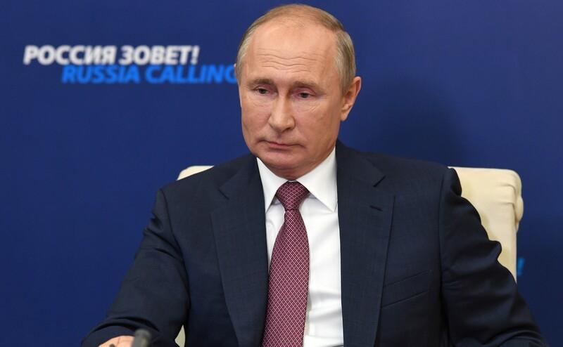 Владимир Путин анонсировал новые меры поддержки малого бизнеса