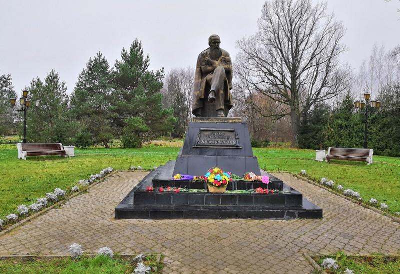 В день рождения Достоевского в Старой Руссе прошли митинги, выставки, презентации и многочисленные экскурсии