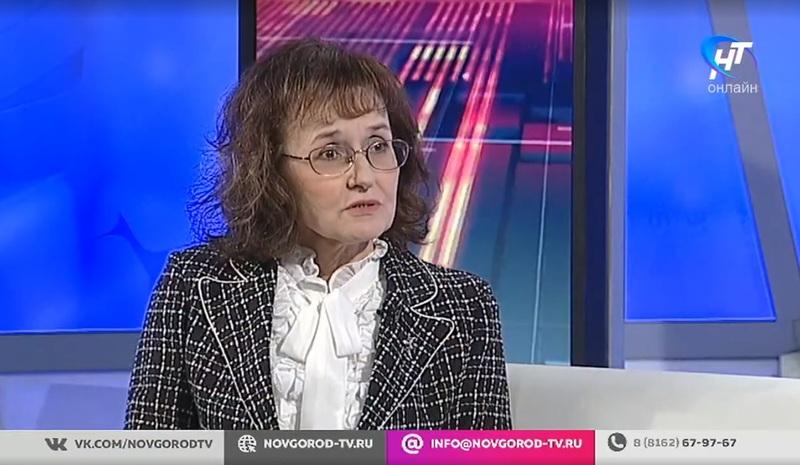 Ирина Шанаева назвала количество учителей и учеников с COVID-19 в Великом Новгороде