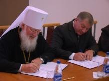 53 факта о профсоюзах: НОФП подписала соглашение с Новгородской Митрополией Русской Православной Церкви