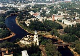 Пешеходный туристический маршрут в Старой Руссе построит фирма из Хабаровска