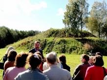 Датские студенты побывали на «Шум-горе» в Новгородской области