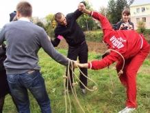 В Великом Новгороде прошли соревнования по городскому спортивному ориентированию