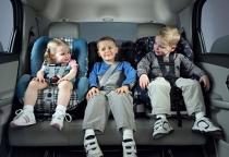 Детское кресло: уберечь маленького пассажира от больших проблем