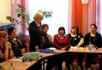 Библиотекари из Холмского района обсудили свои проекты с коллегами из Тверской области