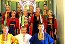Фольклорный ансамбль из Мошенского района стал одним из лучших на фестивале в Санкт-Петербурге