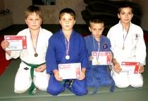 Спортсмены из Мошенского района стали чемпионами на открытом первенстве по дзюдо в Боровичах