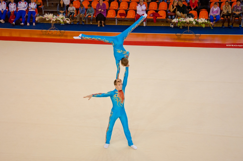 Спортивная акробатика - Центр спортивной подготовки Республики Татарстан