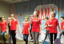 В Мареве состоялся конкурс агитбригад «За здоровый образ жизни»