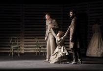 XVIII новгородский фестиваль камерных спектаклей  по произведениям Достоевского открыла «Настасья Филипповна»