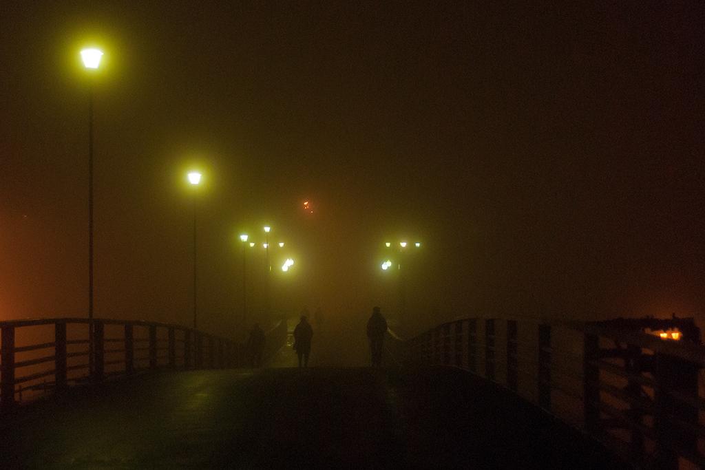 К осени в Великом Новгороде уличное освещение будет работать по другому алгоритму