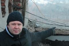 Максим Григорьев познакомил новгородцев с книгой о военных преступлениях украинских силовиков