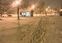 Сергей Митин оценил качество уборки снега в Великом Новгороде на «три с минусом»