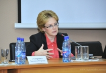 Вероника Скворцова: «В Новгородской области одни из самых высоких темпов улучшения состояния здравоохранения в стране»