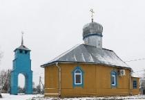 «53 новгородских храма»: церковь святой мученицы Анастасии Римляныни в селе Бакочино (Старорусский район)