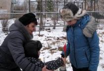 В Поддорье дети провели эстафету олимпийского огня
