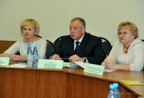 Сергей Митин посетил Боровичский район и провел прием граждан в Мошенском районе