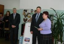 Солецкий дом-интернат для ветеранов и инвалидов получил в подарок водонагреватели