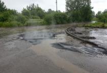 Более половины всех ДТП в Новгородской области произошли из-за неудовлетворительного состояния дорог