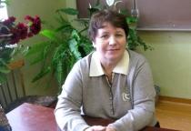 Учительница волотовской школы Мария Филивёрова проработала в школе больше 30 лет