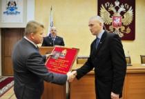 В Новгородской области лучшим сотрудником уголовного розыска стал подполковник полиции Роман Аревкин
