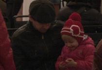 Новые десять вынужденных переселенцев из Украины прибыли в Новгородскую область