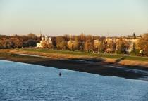 Руководитель МУП «Новгородский водоканал»: «Низкий уровень Волхова не влияет на водоснабжение»