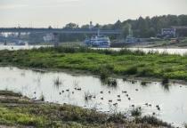 Уровень воды в Волхове в ближайшее время существенно не изменится