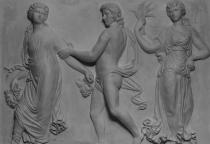 В Любытине можно увидеть известные горельефы из города Помпеи