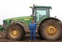 41% зерна, собранного в Новгородской области, вырастили в Волотовском районе