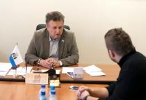 Год работы Думы Великого Новгорода: заместитель председателя Евгений Кузиков