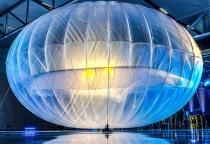 Google планирует раздавать интернет с воздушных шаров в России