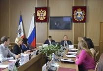 Молодёжный парламент при Новгородской облдуме создаст общественную приёмную