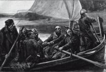 Древнерусское судно, найденное на дне Волхова, должны перенести в течение трех месяцев