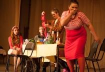 «Театр-24» в Великом Новгороде: обнять кота и посмотреть спектакли