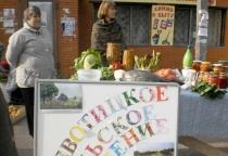 В Марёвском районе прошла сельскохозяйственная ярмарка «Сад и огород»