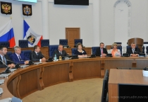 Избранные главы районов рассказали о предстоящей работе