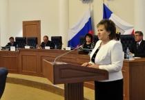 Новгородские депутаты приняли 271 областной закон в 2014 году