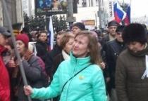 Новгородский оппозиционер Ксения Сергеева стала помощником депутата Леонида Дорошева