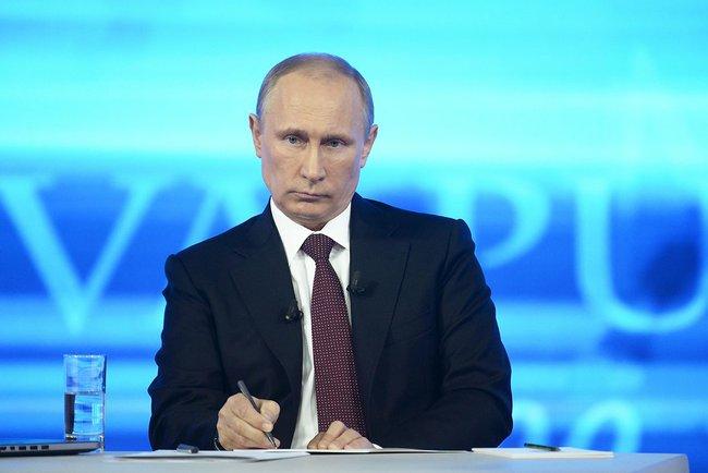 Владимир Путин предложил смягчить наказание за лайки и репосты