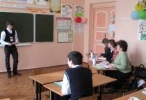 В поселке Хвойная прошла первая районная конференция по математике и информатике