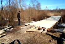 В Новгородской области идет подготовка к возможному паводку