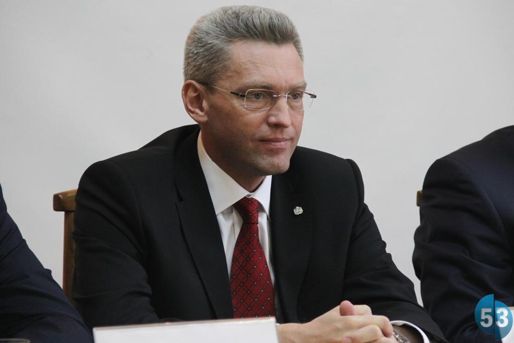 Алексей Костюков прокомментировал итоги заседания Новгородской областной Думы и принятие бюджета региона в первом чтении